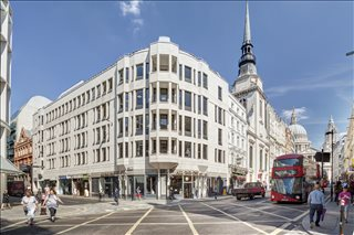 Photo of Office Space on 5 Old Bailey, Farringdon - St Pauls
