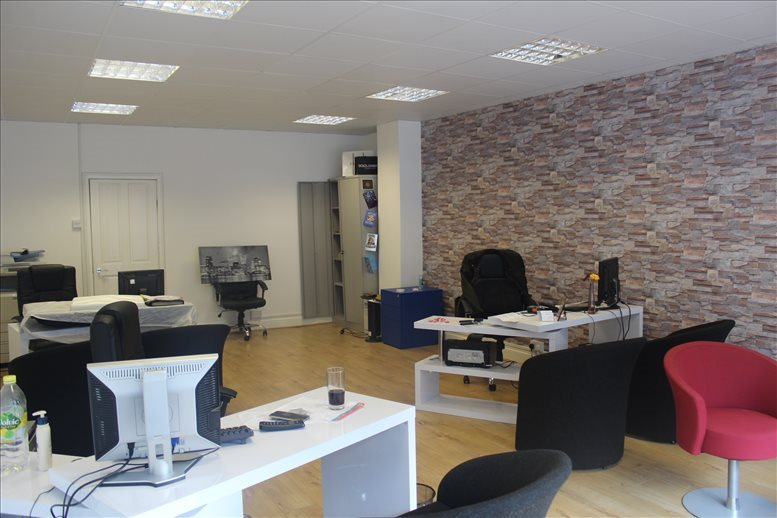 Image of Offices available in Bethnal Green: 72 Cambridge Heath Road, Bethnal Green