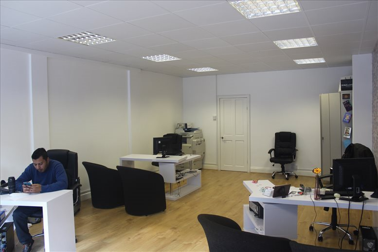 Bethnal Green Office Space for Rent on 72 Cambridge Heath Road, Bethnal Green