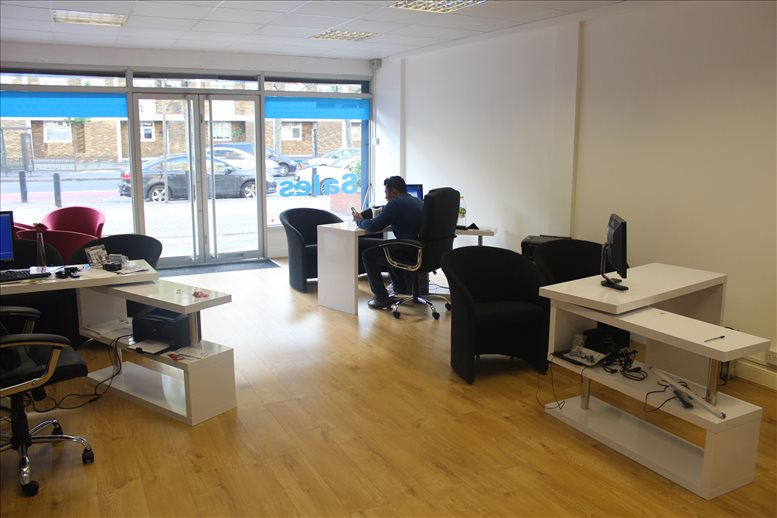 Rent Bethnal Green Office Space on 72 Cambridge Heath Road, Bethnal Green
