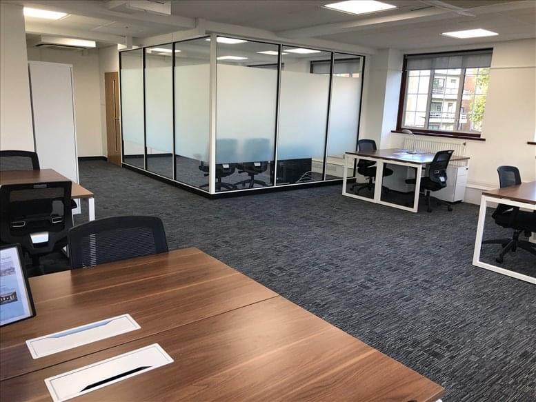 Picture of 29 Lincoln's Inn Fields, Holborn Office Space for available in Holborn