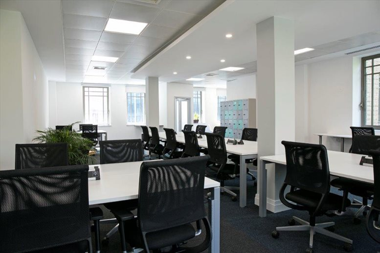 Picture of 5 Wormwood Street, City of London Office Space for available in Liverpool Street