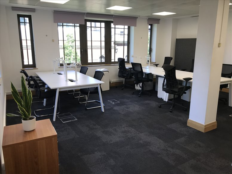 Image of Offices available in Liverpool Street: 5 Wormwood Street, City of London