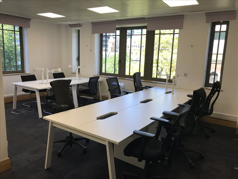 Liverpool Street Office Space for Rent on 5 Wormwood Street, City of London