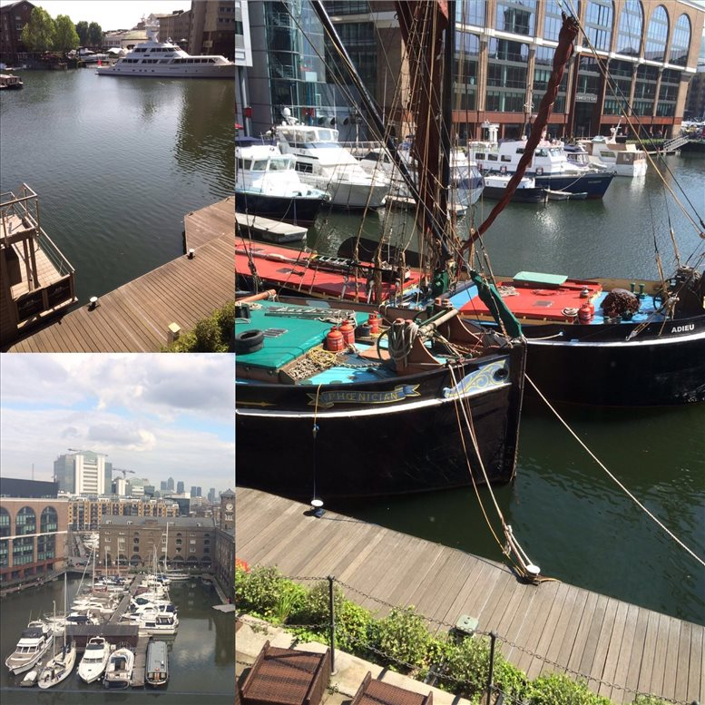 International House, 1 St Katharine's Way, St Katharine's & Wapping available for companies in Wapping