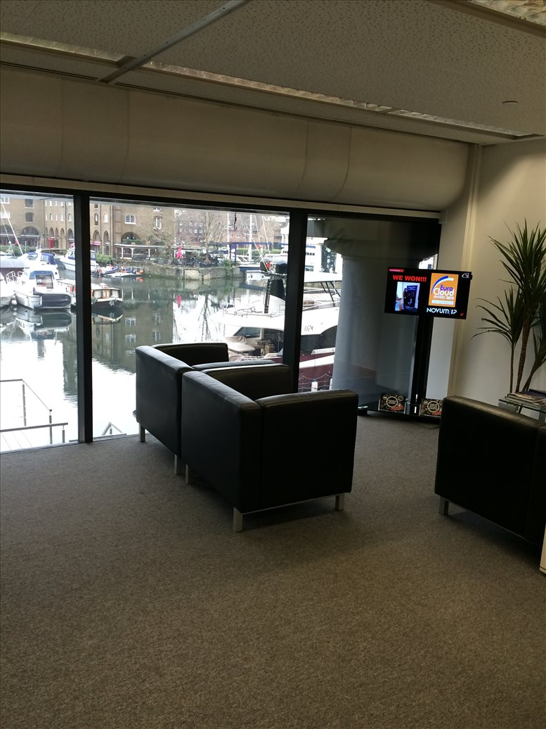 International House, 1 St Katharine's Way, St Katharine's & Wapping Office for Rent Wapping