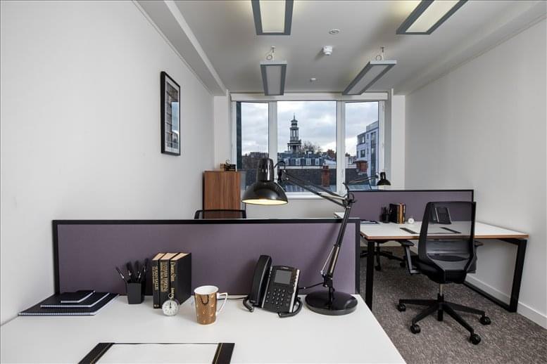 Euston House, 24 Eversholt Street Office for Rent Euston