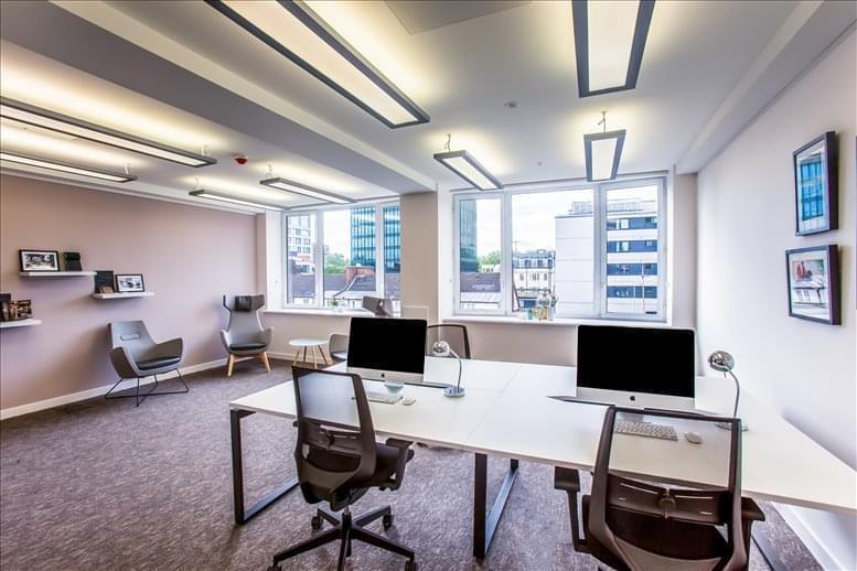 Rent Euston Office Space on Euston House, 24 Eversholt Street