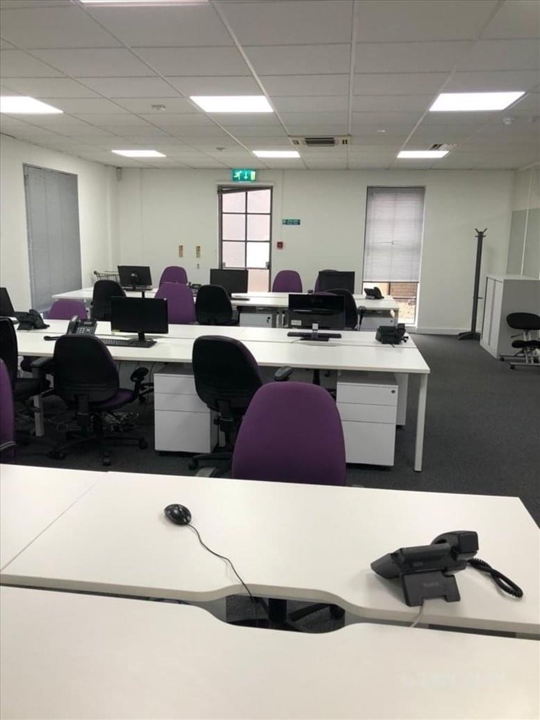 Picture of Crown House, Home Gardens Office Space for available in Dartford
