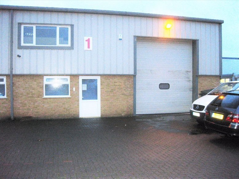 Dartford Office Space for Rent on The Grove Industrial Estate, The Grove, Swanley