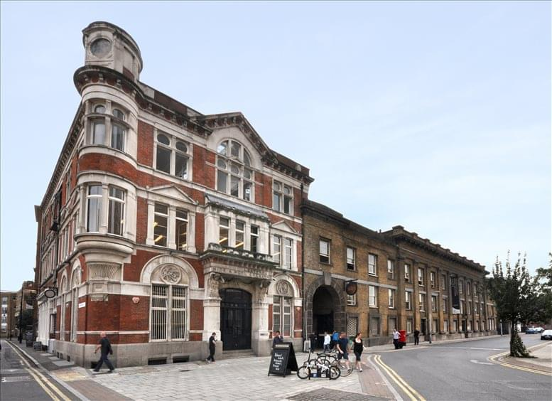 Photo of Office Space on Weston Street, Bermondsey - SE1