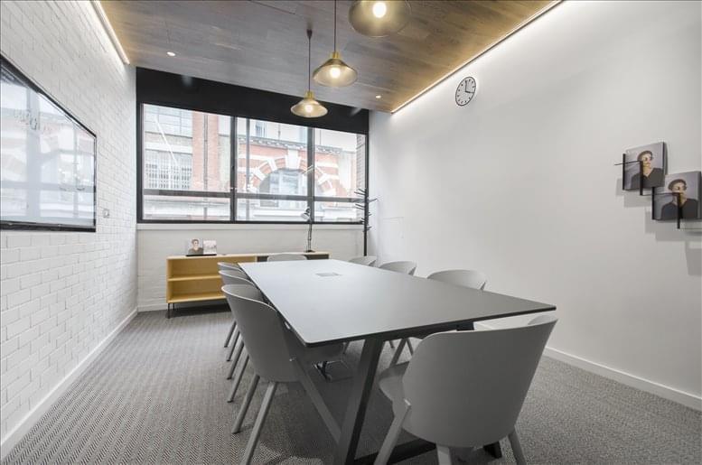 Weston Street, Bermondsey Office Space London Bridge