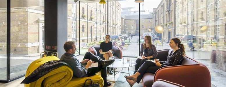 London Bridge Office Space for Rent on Weston Street, Bermondsey