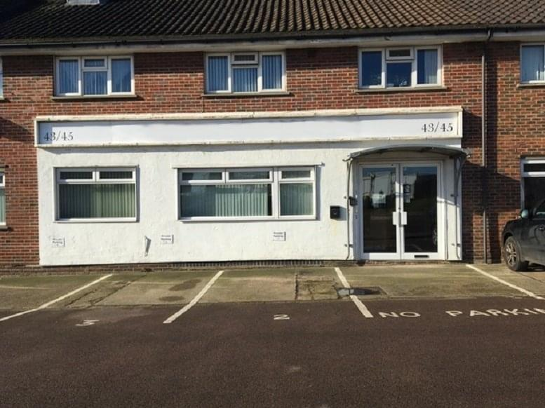 43 Theobald Street, Borehamwood Office Space Barnet
