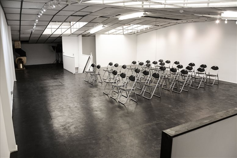 Unit 5 Gallery @ The Yard, Yorkton Street, East London Office for Rent Hoxton