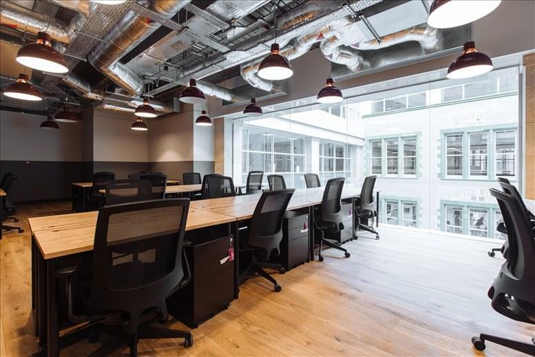 Holborn Office Space for Rent on 1 Waterhouse Square, Holborn