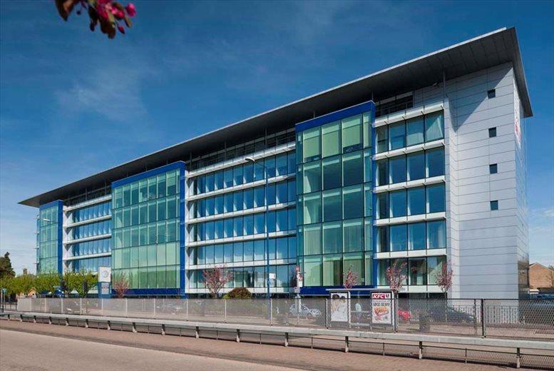 Heathrow House, 785 Bath Road, Cranford available for companies in Heathrow