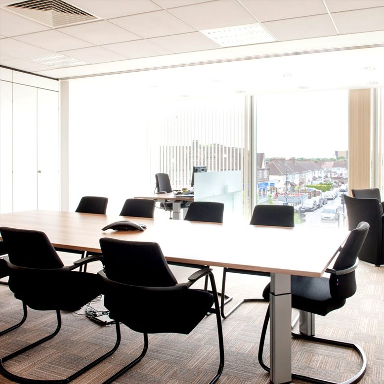 Heathrow Office Space for Rent on Heathrow House, 785 Bath Road, Cranford