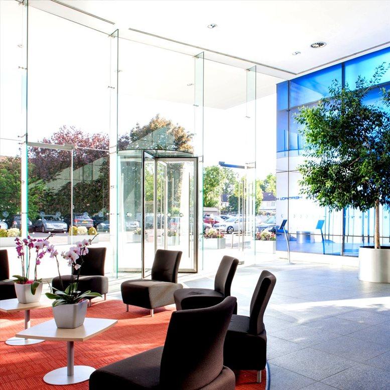 Rent Heathrow Office Space on Heathrow House, 785 Bath Road, Cranford