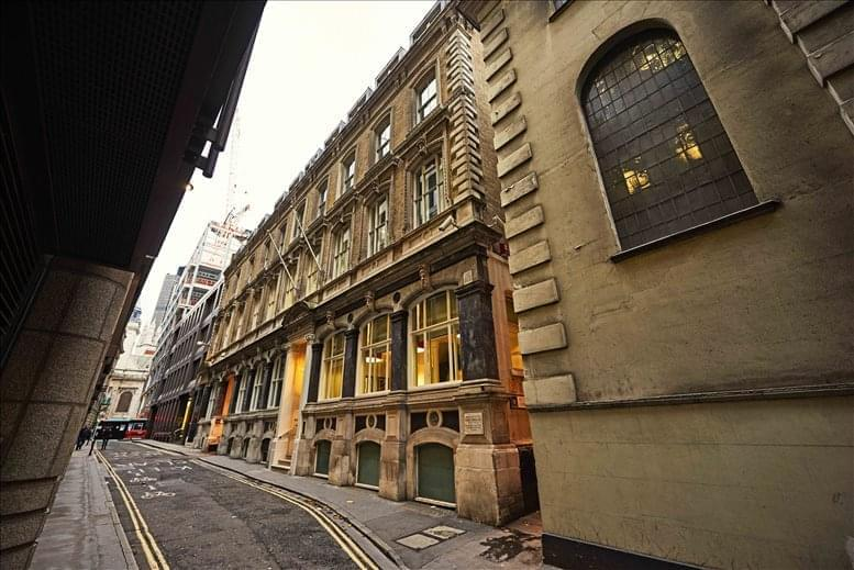 Office for Rent on St Clements House, 27 Clements Lane, London City Cannon Street