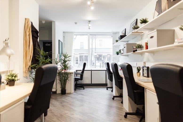 Picture of 17 Chalton Street Office Space for available in Kings Cross