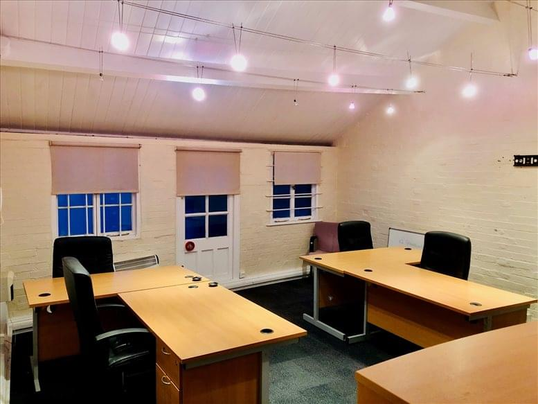 Image of Offices available in Sidcup: The Old Bakery, 10 Back Road