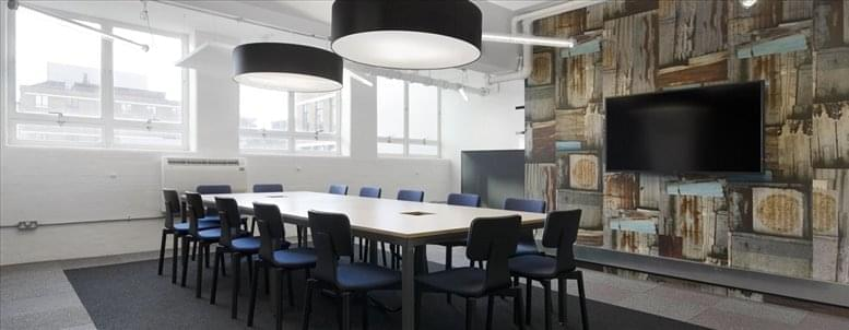 Bermondsey Office Space for Rent on Tower Bridge Business Complex, 100 Clements Road