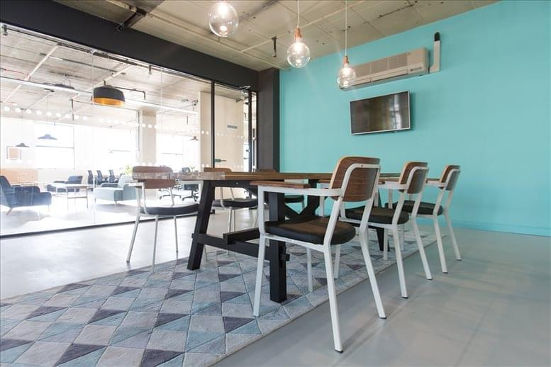 Aldgate East Office Space for Rent on 32-38 Leman Street, Whitechapel