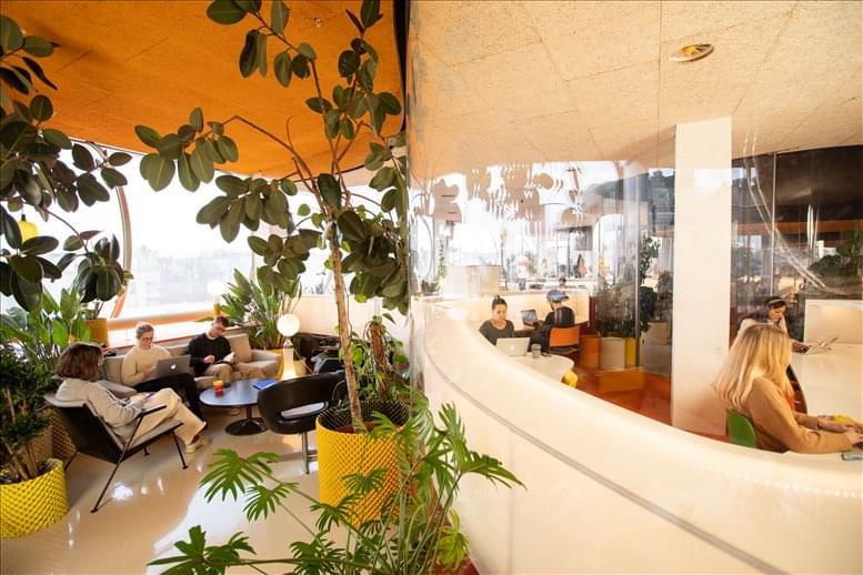 68 Hanbury Street, Spitalfields Office for Rent Shoreditch