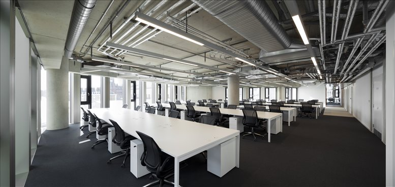 Office for Rent on The Stanley Building, 7 Pancras Square Kings Cross