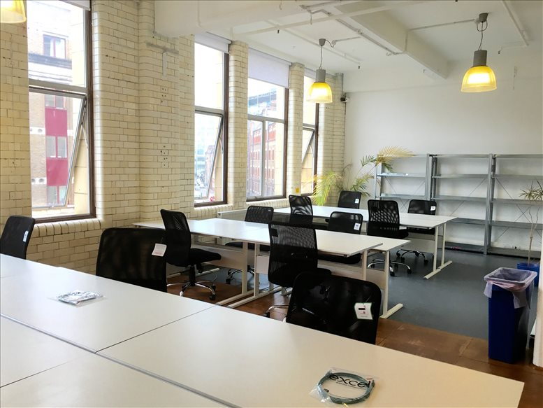 116 Commercial Street, Spitalfields Office for Rent Shoreditch