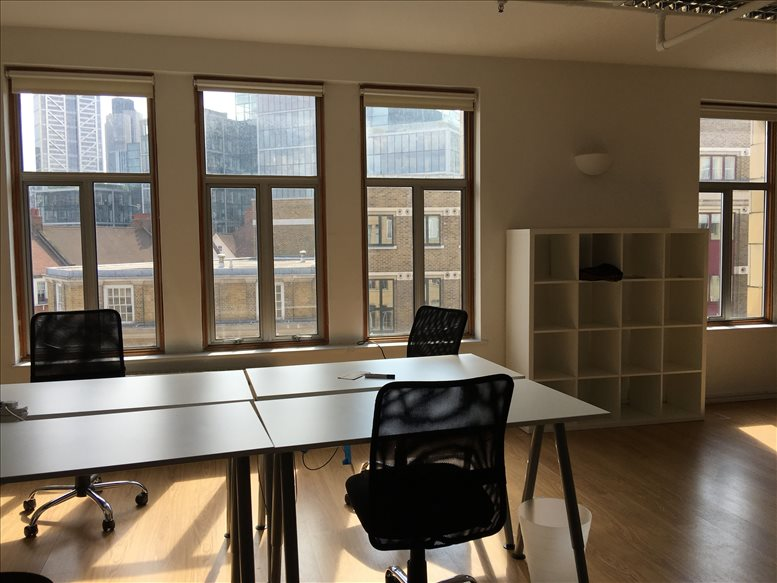 Picture of 116 Commercial Street, Spitalfields Office Space for available in Shoreditch