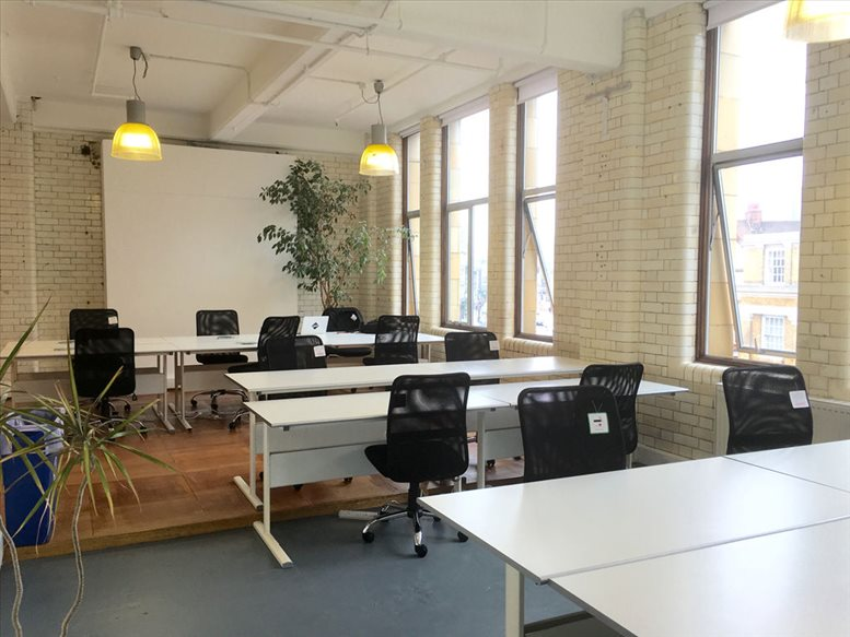 Image of Offices available in Shoreditch: 116 Commercial Street, Spitalfields