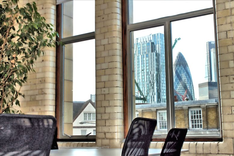 Shoreditch Office Space for Rent on 116 Commercial Street, Spitalfields