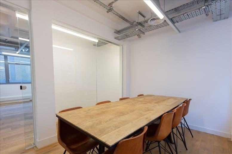 Photo of Office Space on 114-116 Curtain Road Shoreditch