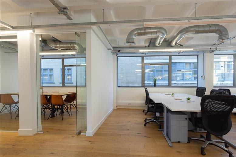 114-116 Curtain Road Office for Rent Shoreditch