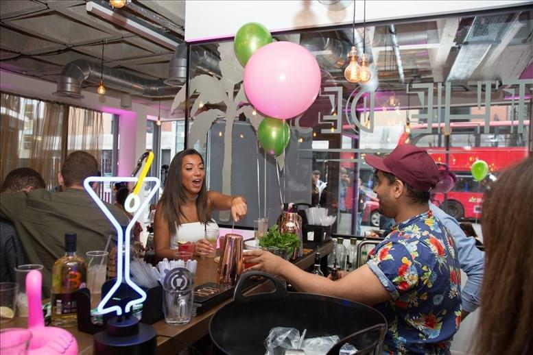 Shoreditch Office Space for Rent on 114-116 Curtain Road