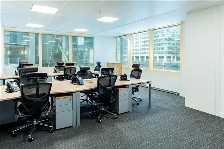 South Quay Plaza, 189 Marsh Wall, Isle of Dogs Office for Rent Canary Wharf