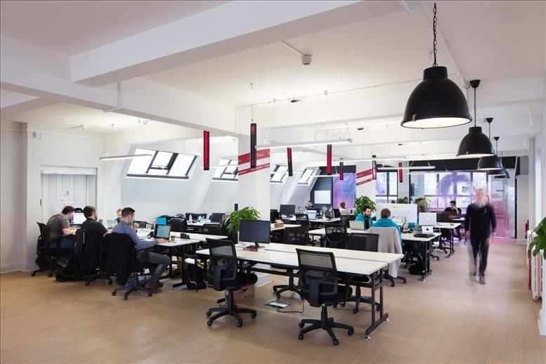 Picture of 38-40 Commercial Road, Whitechapel Office Space for available in Aldgate East