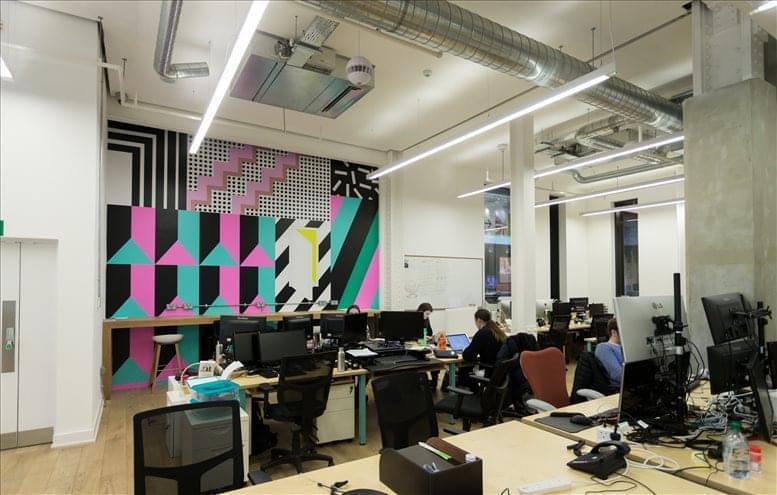 Alphabeta Building, 18 Finsbury Square Office Space Shoreditch