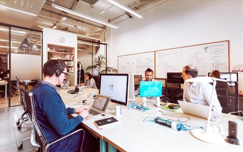 Image of Offices available in Shoreditch: Alphabeta Building, 18 Finsbury Square