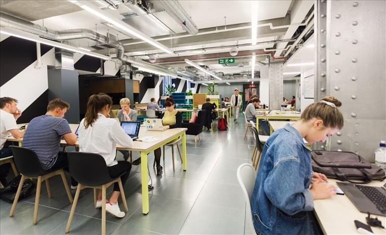 Rent Shoreditch Office Space on Alphabeta Building, 18 Finsbury Square