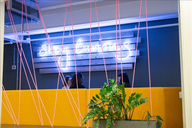 Shoreditch Office Space for Rent on Alphabeta Building, 18 Finsbury Square