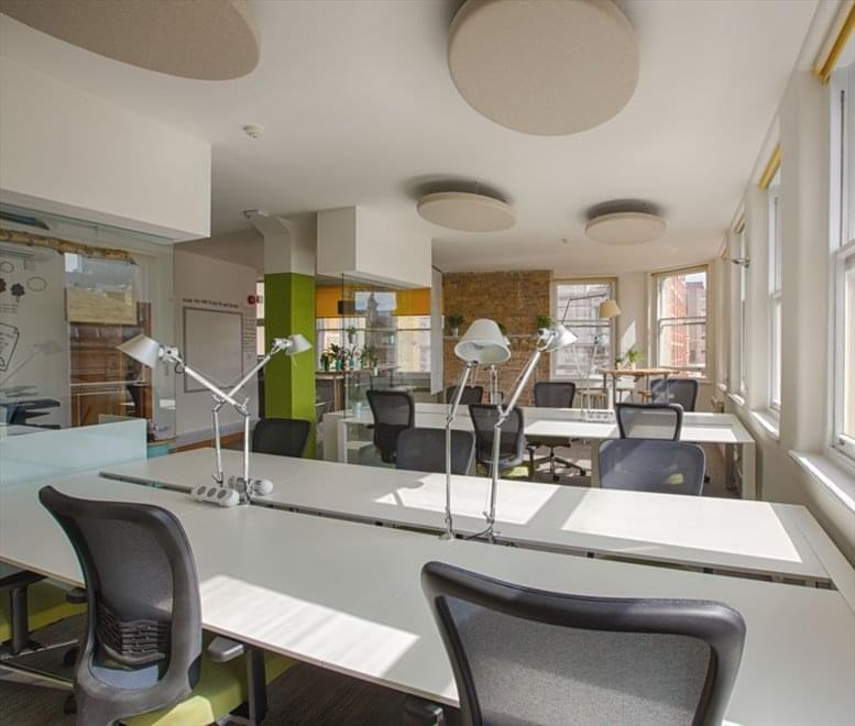 Photo of Office Space on 87 Charterhouse Street, Central London - EC1M
