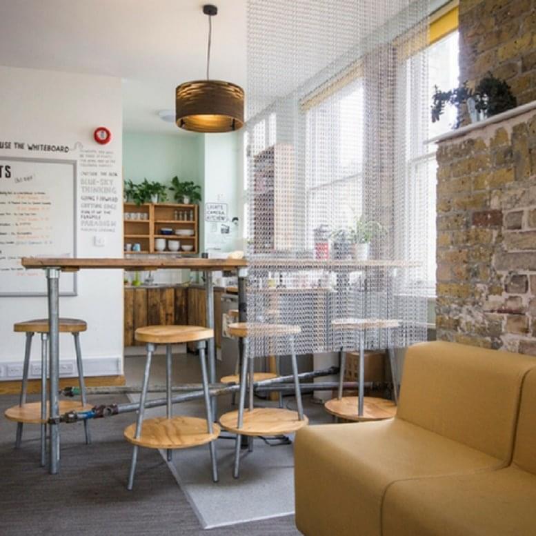 Office for Rent on 87 Charterhouse Street, Central London Clerkenwell