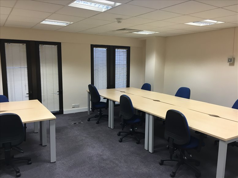 25-26 Lime Street, Langbourn Office Space The City
