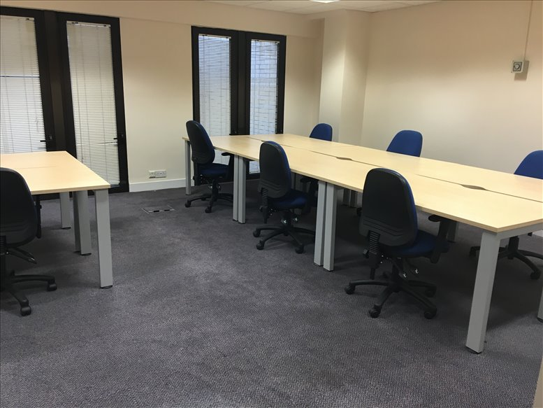 Picture of 25-26 Lime Street, Langbourn Office Space for available in The City