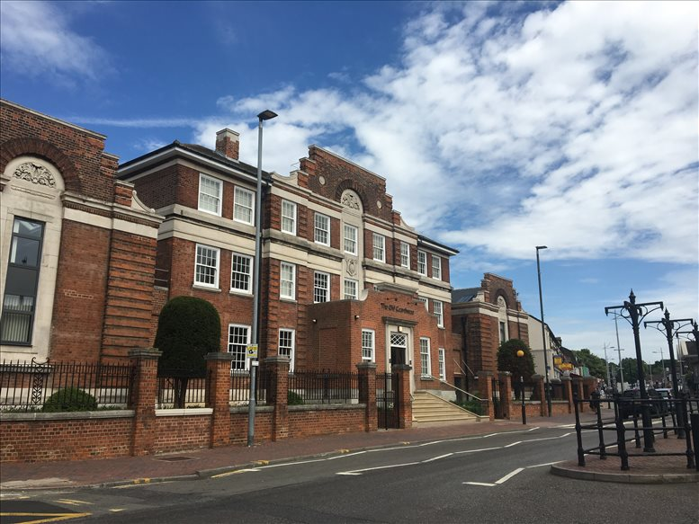 The Old Courthouse, Orsett Road available for companies in Dartford
