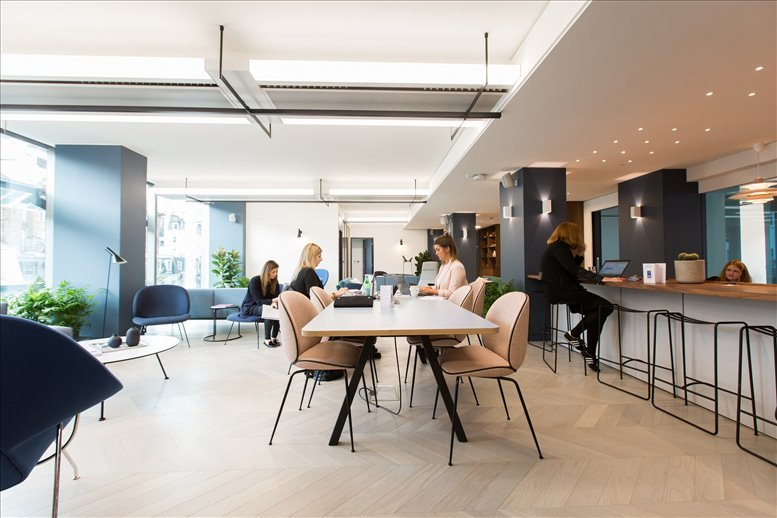 20 Eastbourne Terrace, West London Office Space Paddington