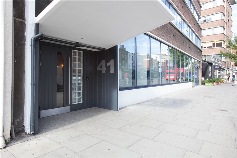 41-47 Old Street available for companies in Old Street